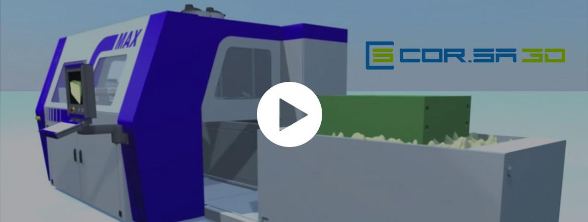 Video Corsa 3d