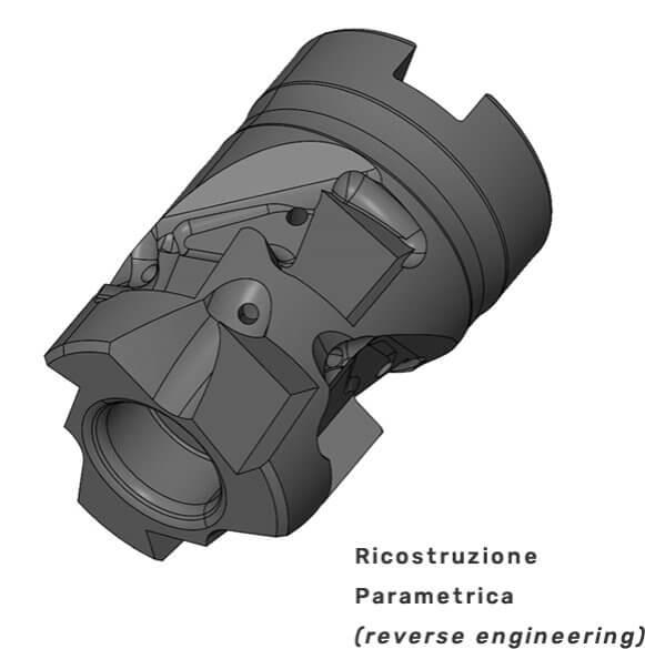 Ricostruzione Parametrica