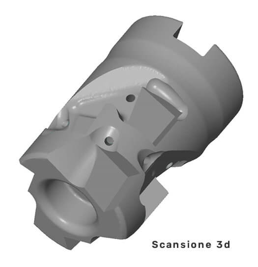 scansione 3D
