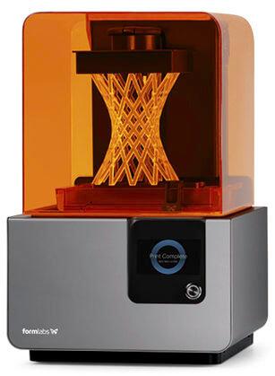 stereolitografia 3D
